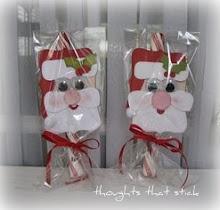 Santa Candy Cane Tutorial