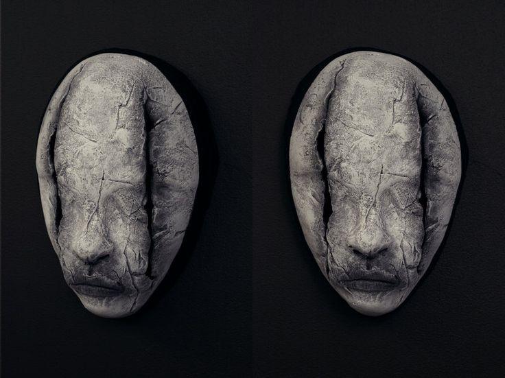 "New mask - ""Scar eyes"" by *torvenius on deviantART"
