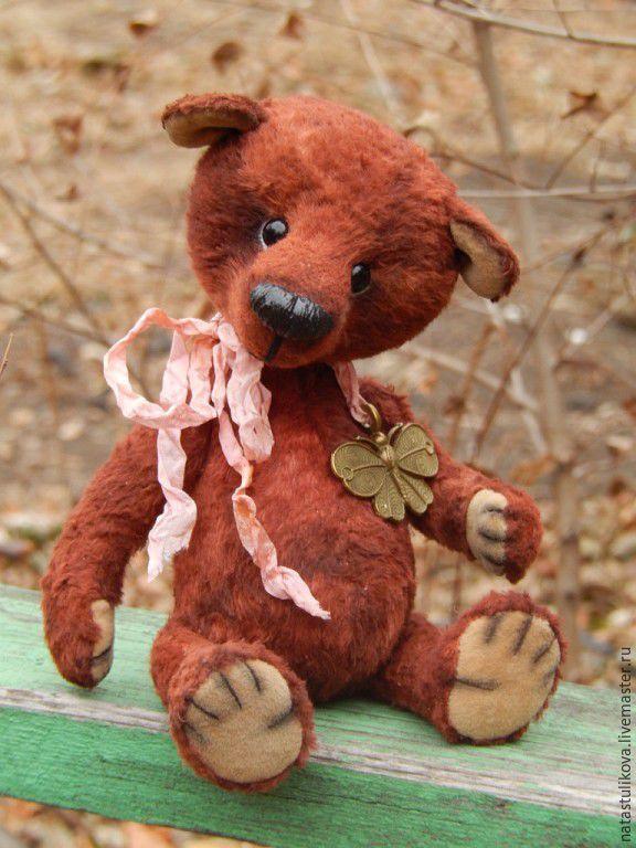 Купить Выкройка мишки Туся - выкройка мишки Тедди, выкройка тедди, тедди выкройка