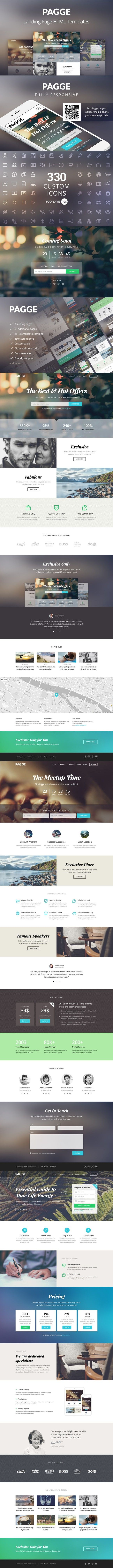 513 best HTML/CSS Themes images on Pinterest | Templates, First page ...