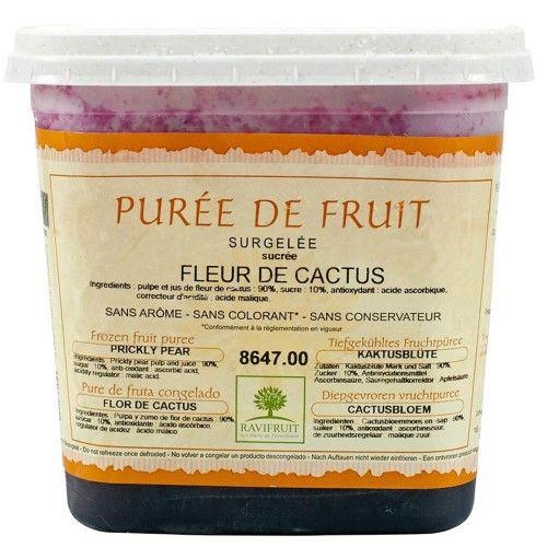 Prickly Pear (Cactus) Puree, 1 Tub - 2.2 Lbs