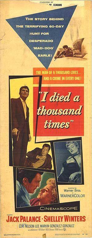 Morrendo a cada instante (1955)