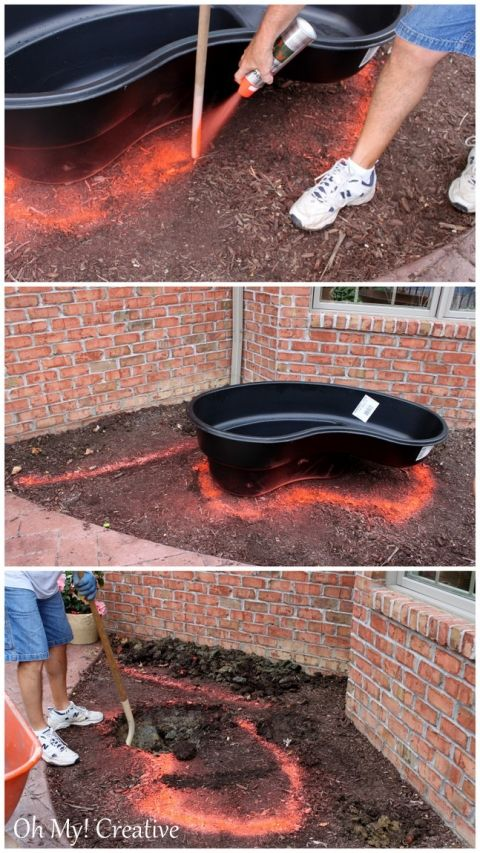 Best 25 goldfish pond ideas on pinterest pond fountains for Pond building tips