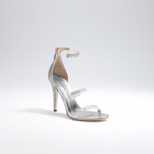 Pleaser Bejeweled 708MR Ankle Strap Sandal(Women's) -Clear PVC/Silver Rhinestones-Tiles Shop For Pay With Visa For Sale Discount Purchase Cheap Sale Genuine Cheap Sale New Arrival 6EJtJJa2