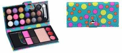 Returom Paleta Maquillaje 26 Colores Ofertas Especiales Y Promociones  Caracteristicas Del Producto: Tamaño: 14 x 6.5 x 2,1 cm Paleta de maquillaje mult