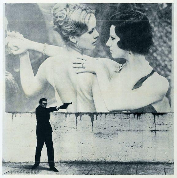 The Conformist, Bernardo Bertolucci, 1970.