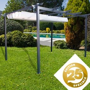 79 best images about meubles de jardin garden furniture for Bellagio gazebo club piscine