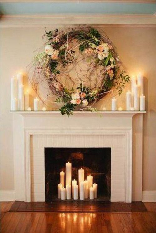 Winter is coming - I don't have a fireplace anymore a fact which I weep buckets over at thi...
