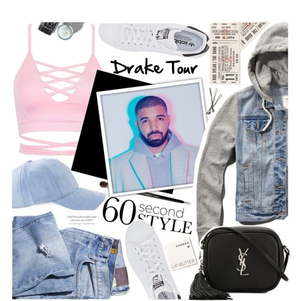 How To Wear 60 Second Style Drake Tour Outfit Idea 2017 - Fashion Trends Ready To Wear For Plus Size, Curvy Women Over 20, 30, 40, 50
