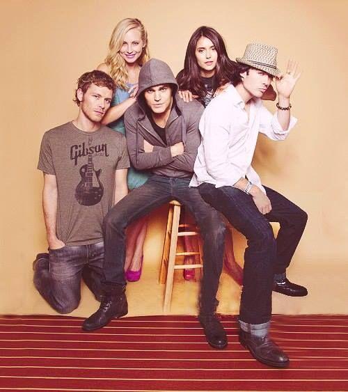 Are Cast Members Of Vampire Diaries Hookup