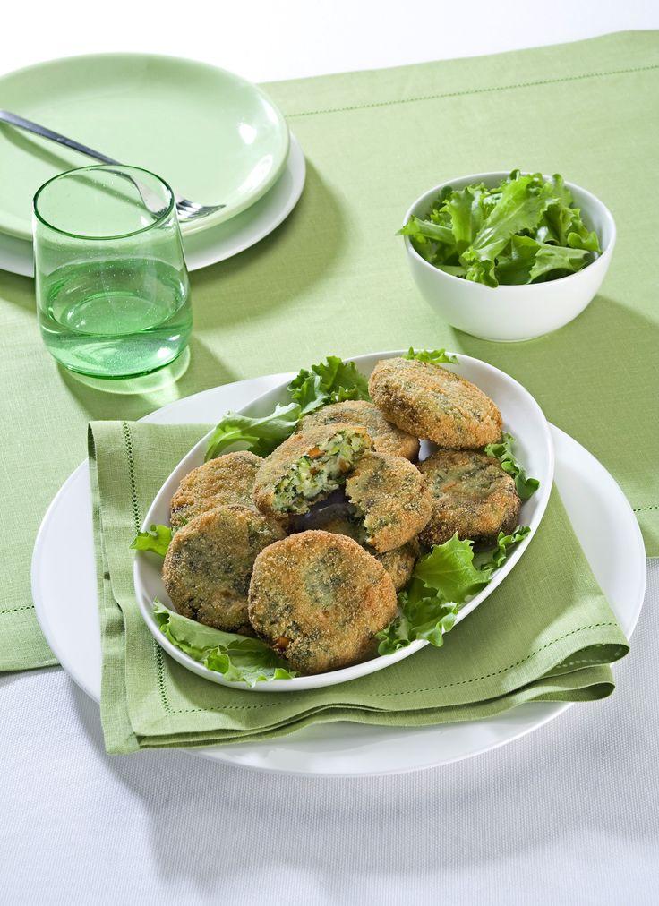 Hamburger di verdure : Scopri come preparare questa deliziosa ricetta. Facile…