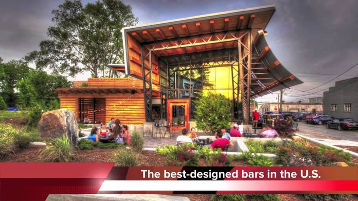 Flying Squirrel Chattanooga one of the best bars in the United States