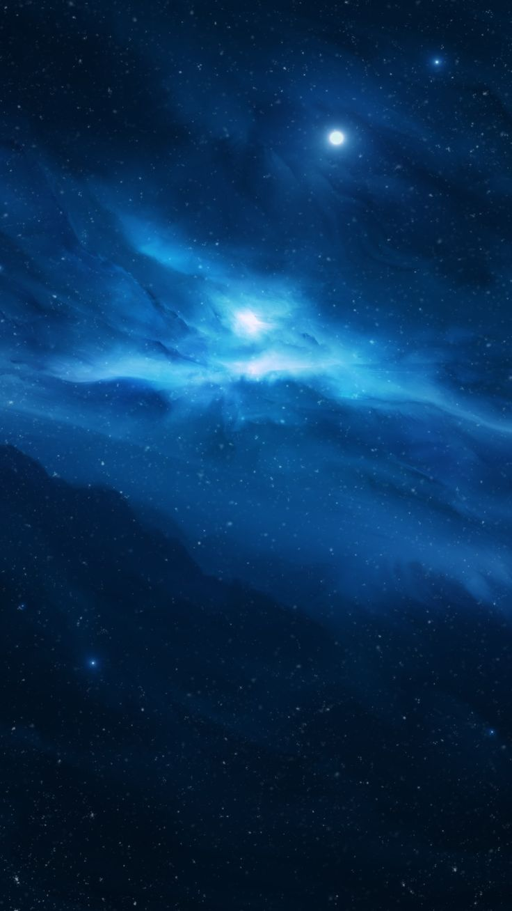 Space galaxy universe iPhone 6 wallpapers mobile9
