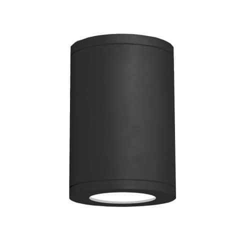WAC Lighting DS-CD05-F27 5 Diameter LED Dimming Outdoor Flush Mount Ceiling Fixture 2700K Floodlight (