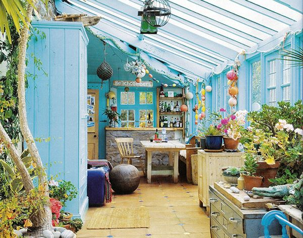 Garden Sunroom Ideas