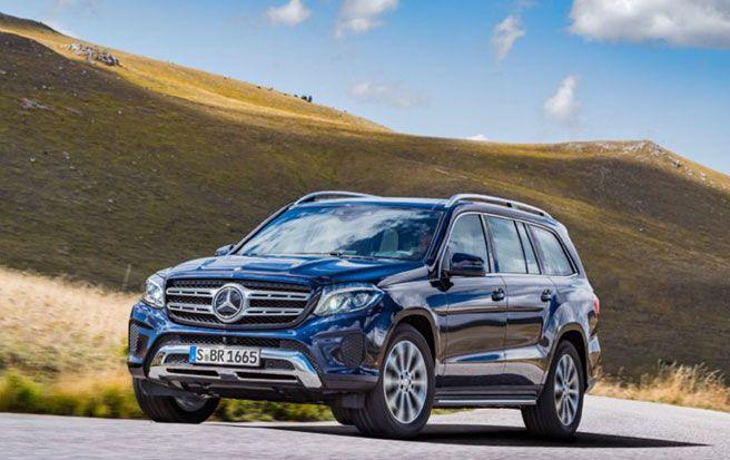 Mercedes GL postao GLS