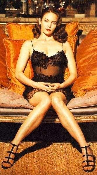 Diane lane panties