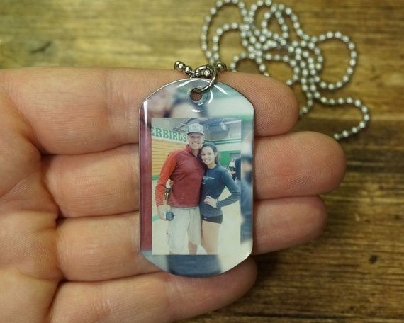 Picture Necklace – Gifts For Boyfriend, FREE SHIPPING, anniversary gifts for boyfriend