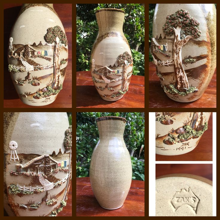 573 Best Images About Australian Pottery On Pinterest