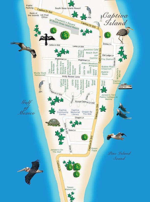 Public Beaches On Captiva Island