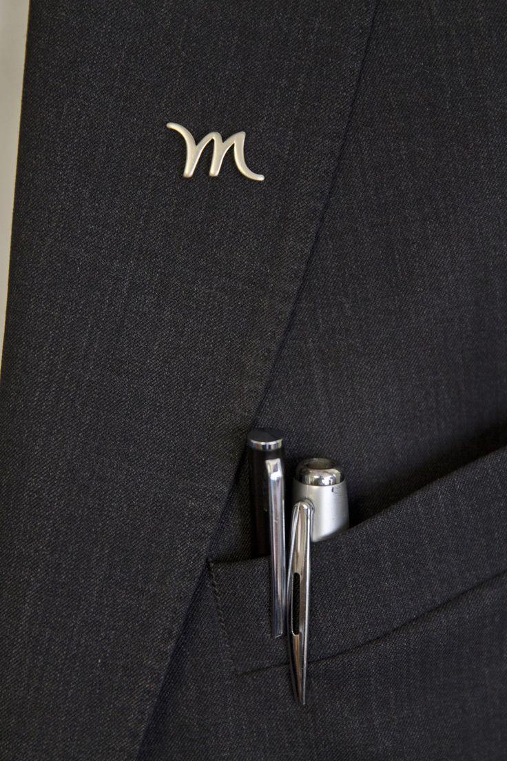 #pen #Mercure #LapelPin #suit #M #pocket #hotel #accor