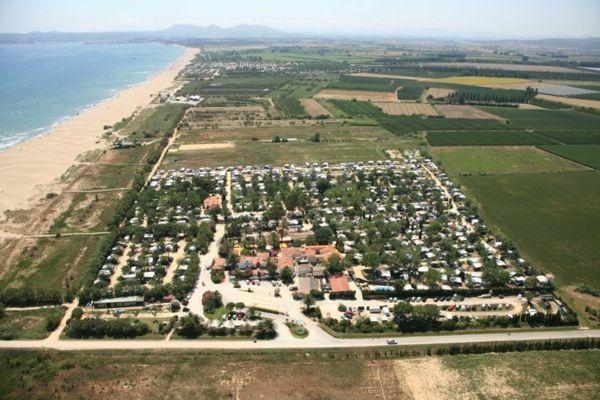 Strandurlaub Spanien Ideen Camping Plätze Europa