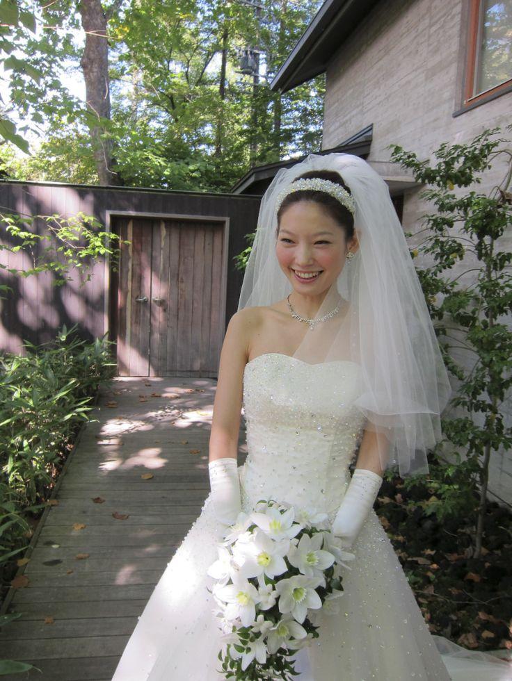「 結婚式のヘアとメイク☆ 」の画像|森貴美子オフィシャルブログ「モリキミニッキ☆」Powered by Ameba|Ameba (アメーバ)
