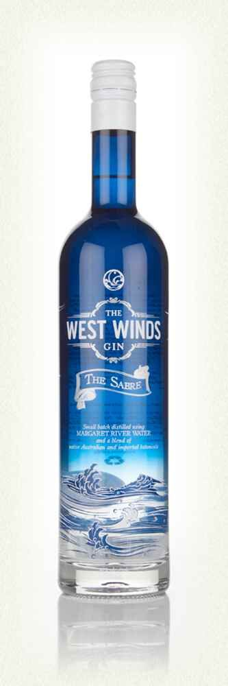 The West Winds Gin - The Sabre ginfusion