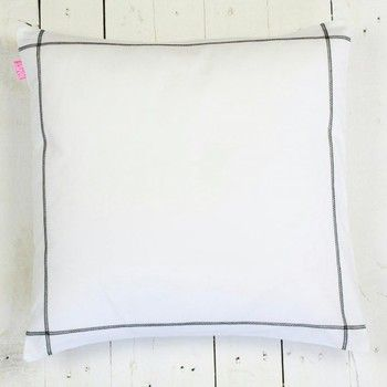 Povlak na polštář Basic Black, 50 x 50 cm | Bonami