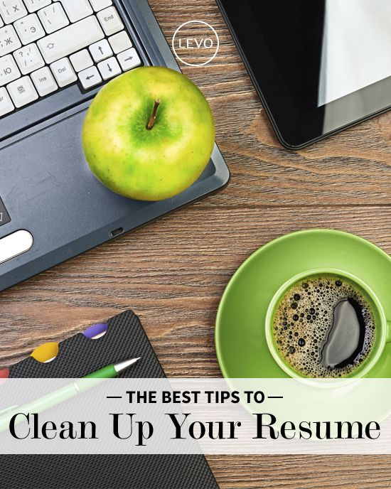 5 tips for spring cleaning your resume