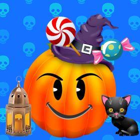 La fête de Halloween - jeu en ligne