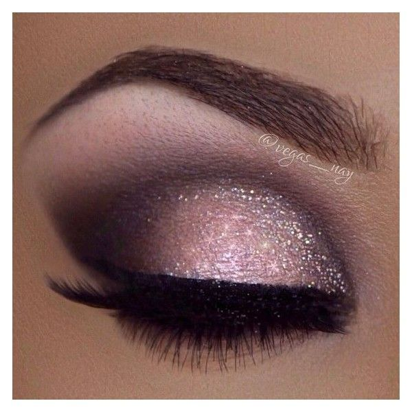 purple wedding makeup best photos ❤ liked on Polyvore featuring beauty products, makeup and eye makeup