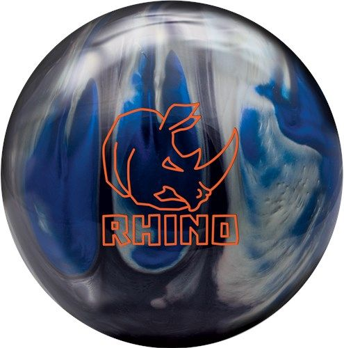 Brunswick Rhino Black/Blue/Silver Pearl