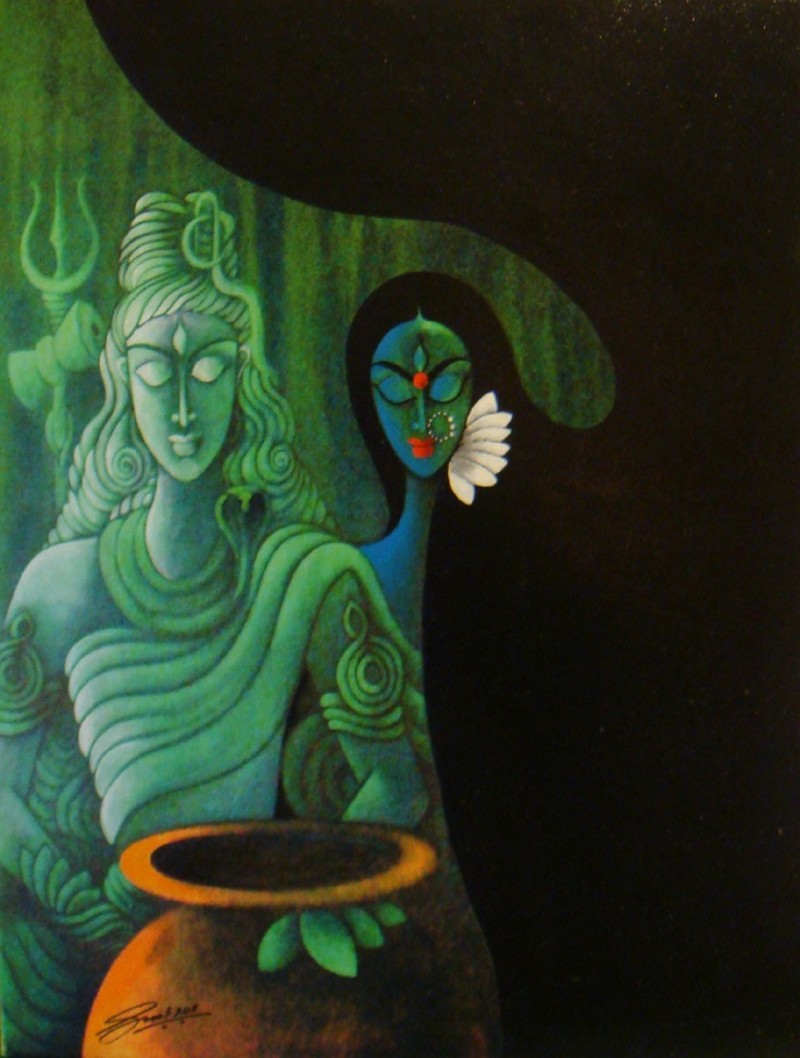 Shiva and Shatki
