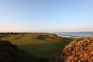 The Top 20 Most Beautiful Golf Courses in the United States #8 |  Pacific Dunes, Bandon, Ore.