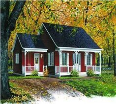 House Plan #126-1300