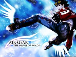 Air Gear 3D