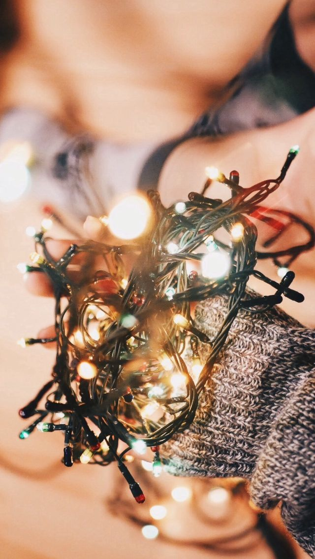 Christmas lights instagram photos ideas winter socks cozy fashion maramalexandra
