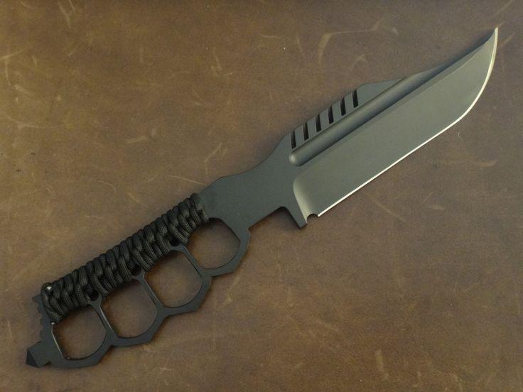 DSK Tactical (Dan Sullivan) Trench Knife