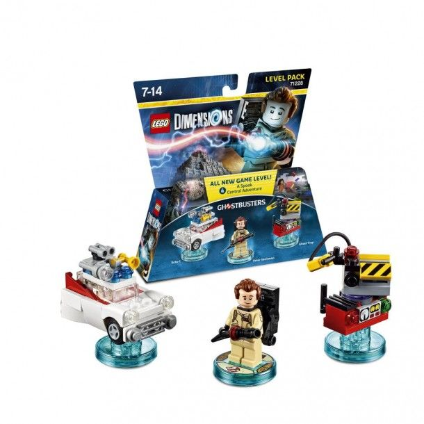 lego dimensions ghostbusters pack