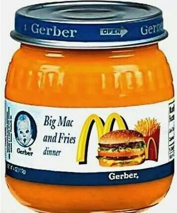 Can Adults Eat Gerber Baby Food