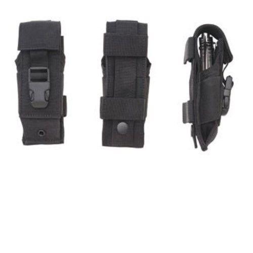 TIMBERLINE Nylon Sheath Dual Carry/Molle Strap Black