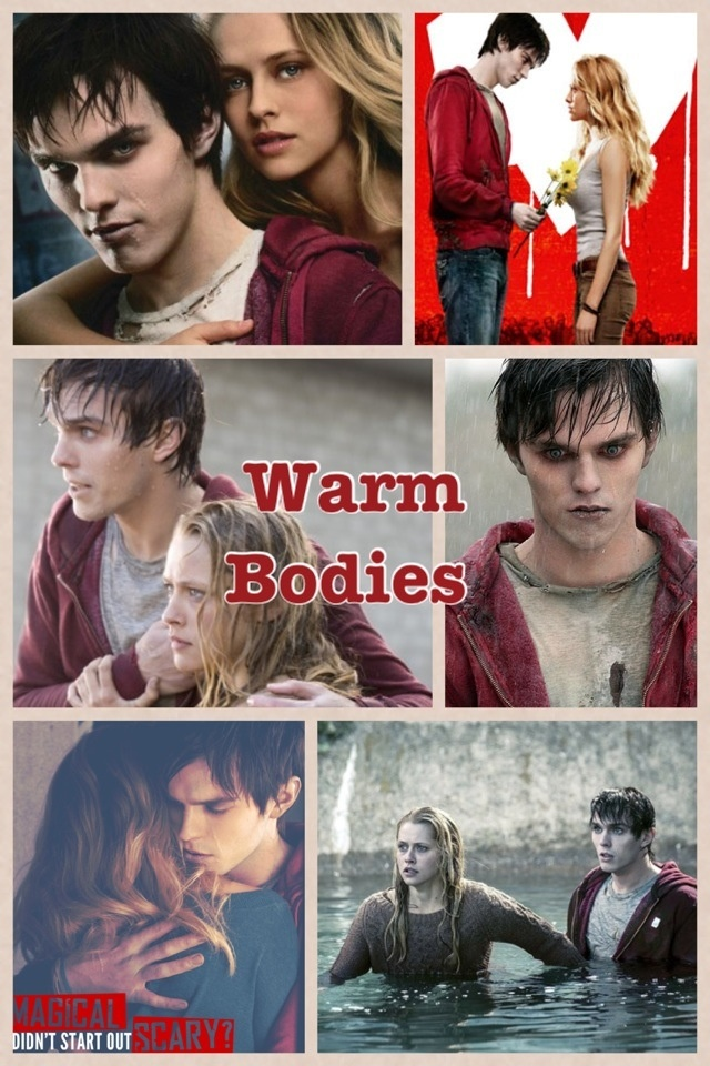 Warm Bodies....ahhh new favorite movie!  And yes I am 32, I still love this movie