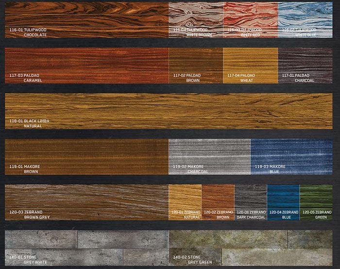 Dizal Aluminum Wood Grain Facades Modern Materials Aluminum Siding Wood Grain Modern Materials