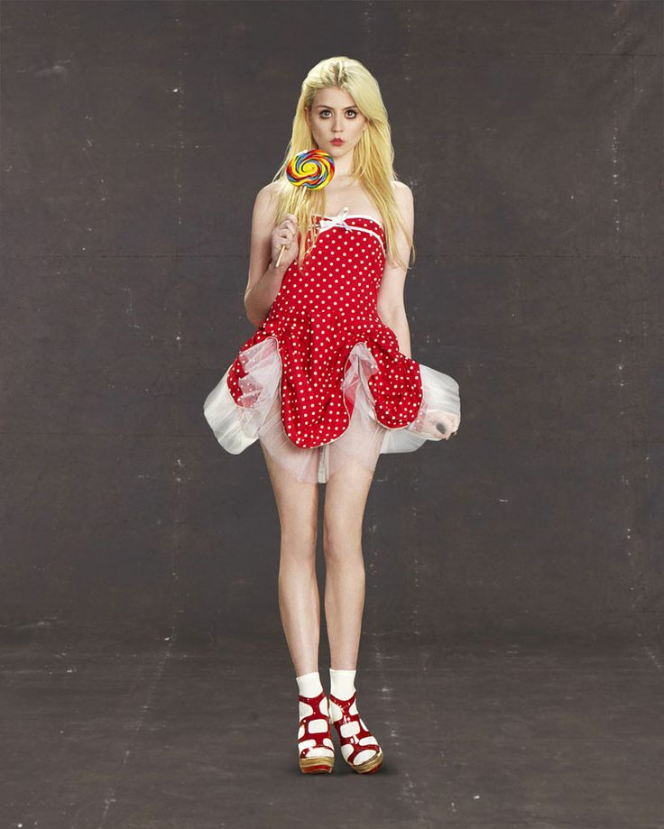 Allison Harvard (Quirky Doll) . America's Next Top Model ...