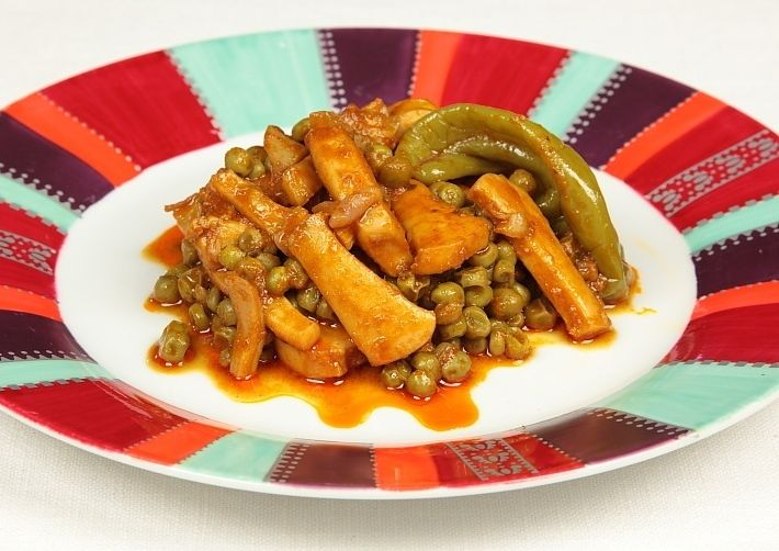 494 best tunisian food images on pinterest for Cuisine tunisienne