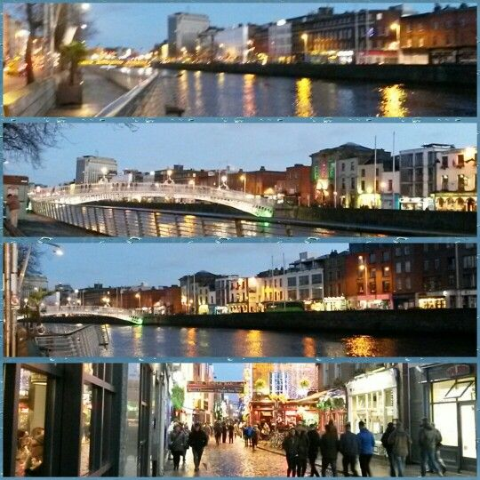 Dublin, bridges