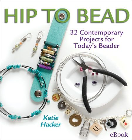 126 best jewelry making books images on pinterest jewellery hip to bead ebook 32 contemporary projects for todays beader interweave fandeluxe Images