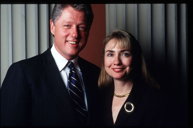 Hillary became the first FLOTUS to have an office in the West Wing.