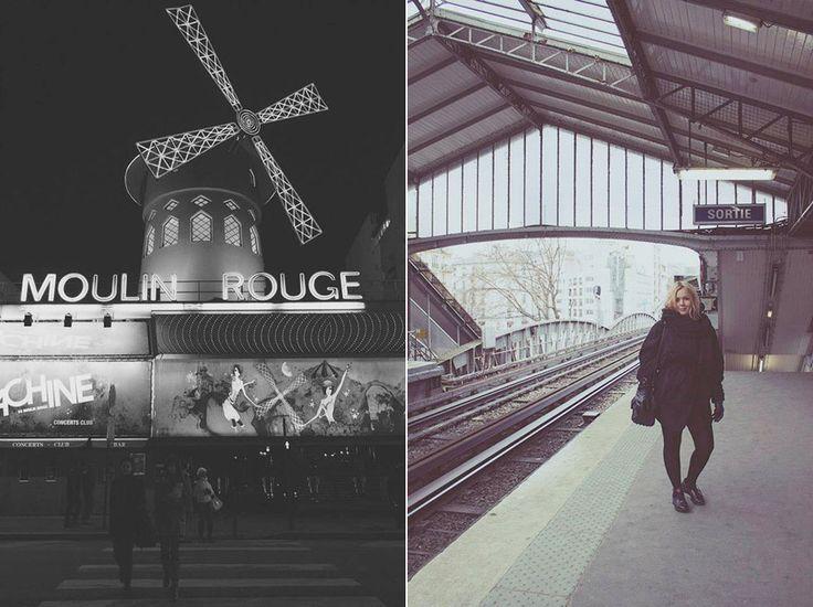 Pieni Pariisi-opas Moulin Rouge